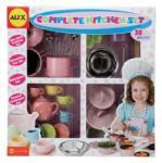 ALEX Set de bucatarie complet Alex Toys Bucatarie copii
