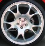 RH-Alurad AE Technic silver CB70.1 5/112 16x7.5 ET55