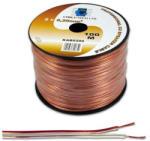 Cabletech Cablu difuzor 6.0mm CU transparent 100 m (KAB0331)