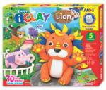 Amos Plastilina AMOS iClay 5 bucati/set model Lion