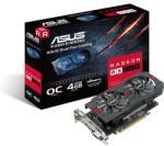 ASUS Radeon RX 560 OC 4GB GDDR5 128bit PCIe (RX560-O4G-EVO) Видео карти