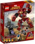 LEGO Marvel Super Heroes - Hulkbuster összecsapás (76104)