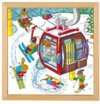 Heutink Puzzle Vacanta de iarna - Educo (E523268)