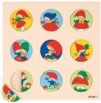 Heutink Puzzle Piticul la joaca - Educo (E523040)