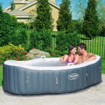 Lay-Z-Spa Spa Pool Siena felfújható masszázsmedence (HMC 013)