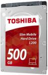 Toshiba L200 2.5 500GB 5400rpm 8MB SATA3 HDWK105UZSVA