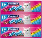 Vitakraft Cat-Stick mini lazaccal és pisztránggal 1db