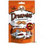 Dreamies Marhahúsos jutalomfalat 2x60g