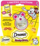 Dreamies Snacky Mouse jutalomfalat 60g
