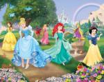 BeeStick Fototapet Disney Princess - 12 panouri - 305x244 cm (45354__wall)