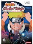 Tomy Corporation Naruto: Clash of Ninja Revolution (Wii) Játékprogram