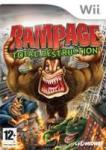 Midway Rampage Total Destruction (Wii) Játékprogram