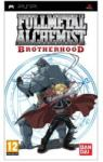 Namco Bandai FullMetal Alchemist Brotherhood (PSP) Játékprogram