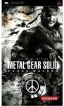 Konami Metal Gear Solid Peace Walker (PSP) Játékprogram