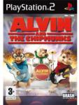 Brash Entertainment Alvin and the Chipmunks (PS2) Játékprogram