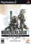 Konami Metal Gear Solid 2 Substance (PS2) Játékprogram