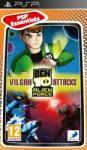 D3 Publisher Ben 10 Alien Force Vilgax Attacks (PSP) Játékprogram