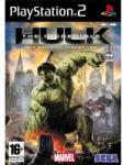 SEGA The Incredible Hulk (PS2) Játékprogram
