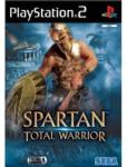 SEGA Spartan: Total Warrior (PS2) J�t�kprogram