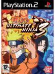 BANDAI NAMCO Entertainment Naruto Ultimate Ninja 3 (PS2) Játékprogram
