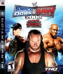 THQ WWE SmackDown vs Raw 2008 (PS3) Játékprogram