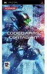 Konami Coded Arms Contagion (PSP) Játékprogram