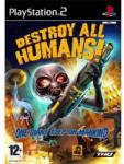 THQ Destroy All Humans! (PS2) Játékprogram