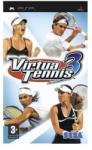 SEGA Virtua Tennis 3 (PSP) Játékprogram