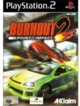 Acclaim Burnout 2 Point of Impact (PS2) Játékprogram