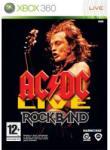 MTV Games AC/DC Live Rock Band Track Pack (Xbox 360) Játékprogram
