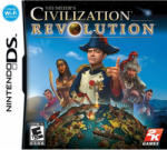 2K Games Sid Meier's Civilization Revolution (Nintendo DS) Játékprogram