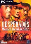 Infogrames Desperados Wanted Dead or Alive (PC) Játékprogram