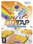 SEGA Let's Tap (Wii) Játékprogram