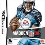 Electronic Arts Madden NFL 08 (Nintendo DS)