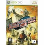 D3 Publisher Earth Defence Force 2017 (Xbox 360) Játékprogram