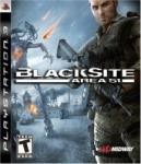 Midway BlackSite Area 51 (PS3) Játékprogram