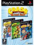 Sierra Crash Bandicoot Action Pack (PS2) Játékprogram
