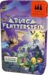 Drei Magier Spiele Burg Flatterstein - Flatterstein vára - fémdobozos ügyességi társasjáték