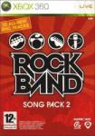 MTV Games Rock Band Song Pack 2 (Xbox 360) Játékprogram