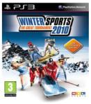 RTL Entertainment Winter Sports 2010 (PS3) J�t�kprogram