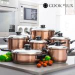 Appetitissime Set de vase Cook D'Lux (12 piese)