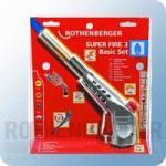 Rothenberger Super Fire 3 Basic forrasztó készlet