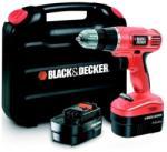 Black & Decker EPC14CABK Masina de gaurit si insurubat