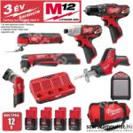 Milwaukee M12 BPP7A-204B
