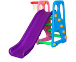 Million Baby Centru de Joaca Happy Slide Multicolor Million Baby (WH-1105)