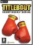 GameMill Entertainment Titlebout Championship Boxing (PC) Játékprogram