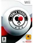 Rockstar Games Table Tennis (Wii) Játékprogram