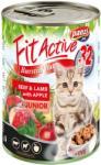 Panzi Fit Active Cat Beef & Lamb Junior 415g