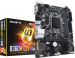 GIGABYTE B360M D2V Placa de baza