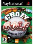 Liquid Games Crazy Golf World Tour (PS2) Játékprogram